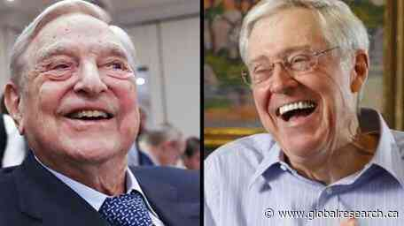 The Koch-Soros Quincy Project: A Train Wreck of Neocon and 'Humanitarian' Interventionists