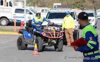 Policía Federal capacita a Grupo Jaguares de Santa Catarina, NL - Milenio