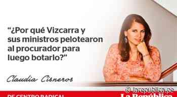¿Qué le pasa a Vizcarra? - LaRepública.pe
