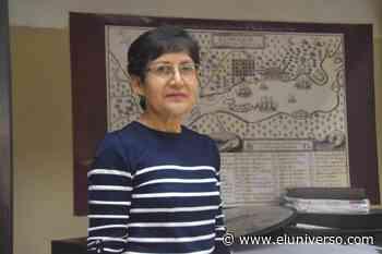 Arqueóloga de las letras: la bibliotecaria Gladys Cisneros y el oficio de la paleografía - El Universo