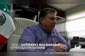 Éric Cisneros, cuando no tienes ni el valor ni la hombría para disculparte; lo bueno que ahí tienes al secretario de Seguridad para que lo haga por ti - Libertadbajopalabra.com