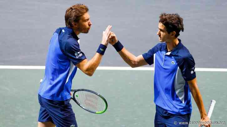Nicolas Mahut: Rotterdam's Centre Court is one of greatest on Tour