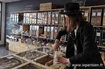 Montgeron : une nouvelle épicerie pour tout acheter en vrac - Le Parisien