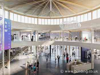 In pictures: National Railway Museum reveals designs for new central hall