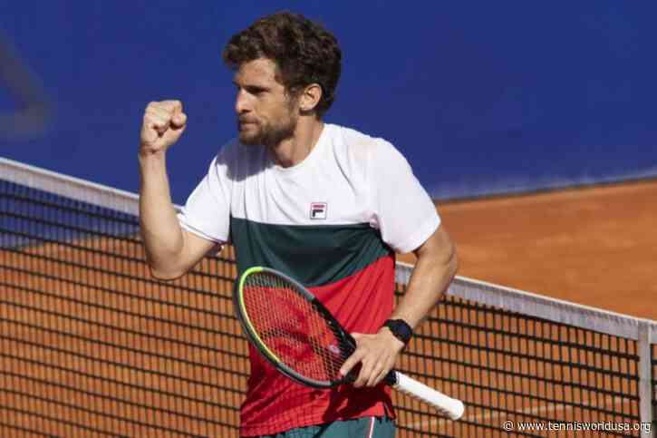 Pedro Sousa: My best ever week, it was my first and maybe last final
