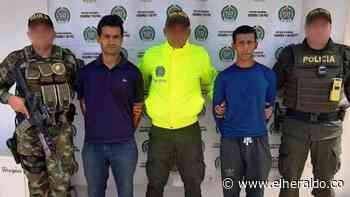 Capturan en Curumaní a presuntos asesinos de concejal de Cunday, Tolima - El Heraldo (Colombia)
