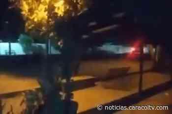Reportan ataque con explosivos a estación de Policía en Curumaní, Cesar - Noticias Caracol