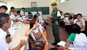 Magangué celebró Día Internacional Contra el Reclutamiento Forzado - Caracol Radio