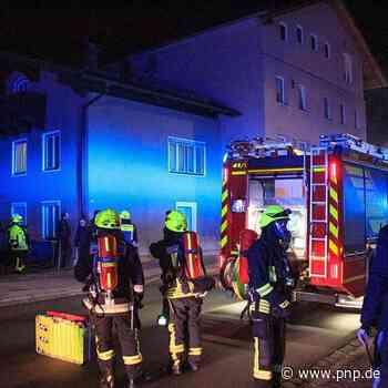 Verstopfter Kamin sorgt für Feuerwehreinsatz - Altenmarkt an der Alz - Passauer Neue Presse