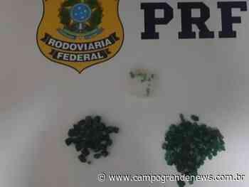 Homem é preso com 160 esmeraldas no retorno de viagem a Capital - Campo Grande News