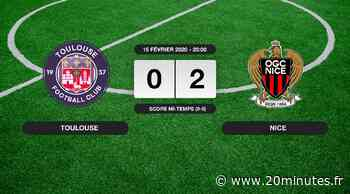 TFC - OGC Nice: 0-2 pour l'OGC Nice contre le TFC au Stadium TFC - 20minutes.fr