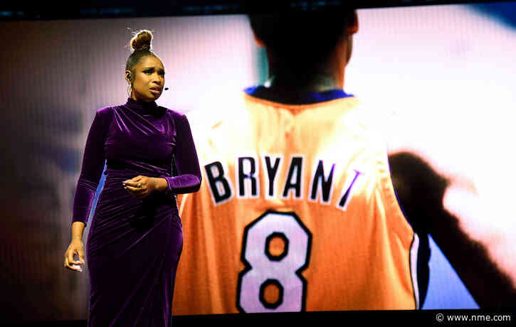Jennifer Hudson and Dr Dre pay tribute to Kobe Bryant at NBA All-Star game