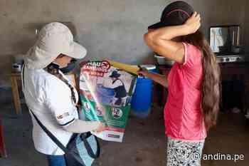 Lambayeque: estrategia contra el dengue se concentra en el distrito de Zaña - Agencia Andina