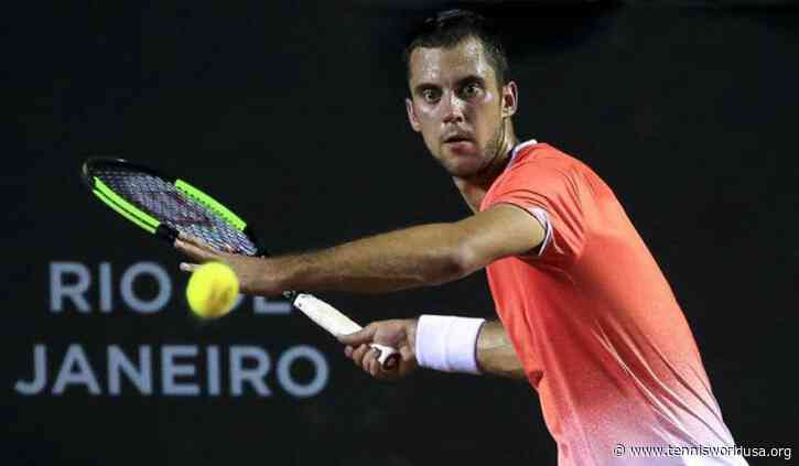 Defending champion Laslo Djere pulls out of Rio Open
