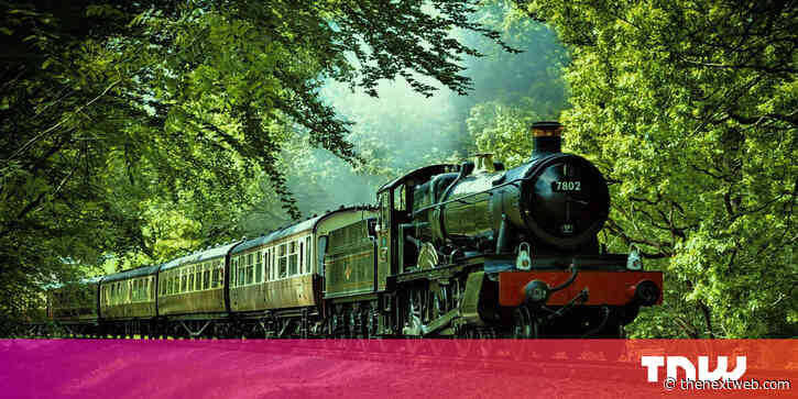 Climate change: Why trains are not as green as you thought