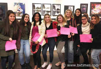 Young Artist on the Rise exhibit awards eight MRHS students