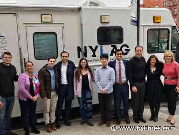 New York Legal Assistance Group, Gjonaj provide legal aid