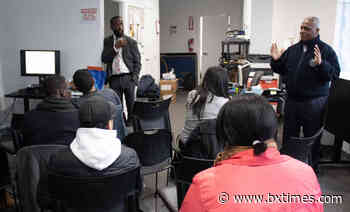 Civil Service 101 info session held by Legal Hand's Highbridge branch