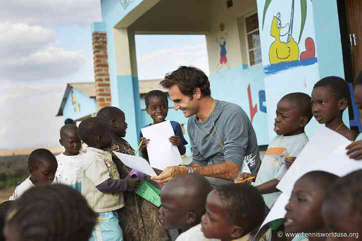 Roger Federer reveals the importance of education