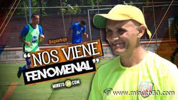 """""""Con mucha alegría"""" recibió el DT de Envigado el regreso de Neyder Moreno - Minuto30.com"""