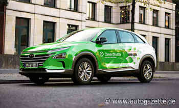 CleverShuttle: Mit 25 Hyundai Nexo durch Berlin - Autogazette
