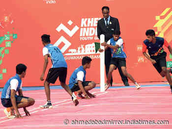 KIYG: Gujarat picks silver in kho-kho - Ahmedabad Mirror