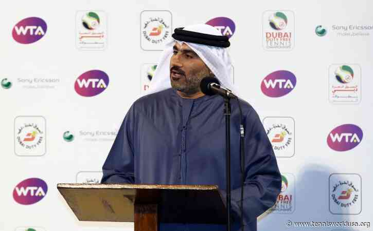 Dubai TD Salah Talak: Presence of Kim Clijsters and Sofia Kenin Among the Highlights