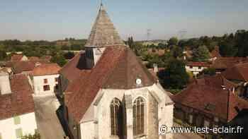 Rénover la couverture du clocher de l'église de Chappes, priorité absolue - L'Est Eclair