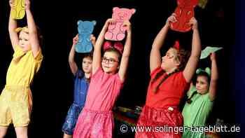 Tanzgruppe Klingenstadt: Gute Stimmung beim Kinderkarneval