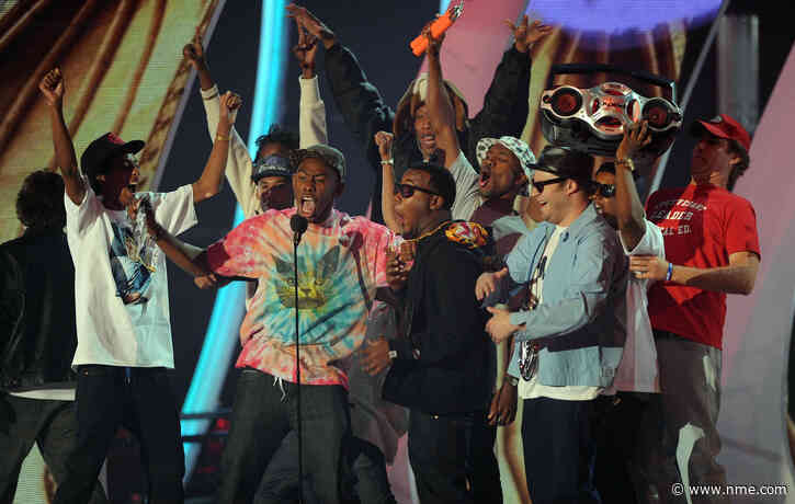 Tyler, The Creator opens up on possibility of Odd Future reunion