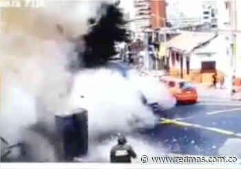 Se cumplen tres años del atentado en La Macarena y víctima pide reparación - RED+ Noticias