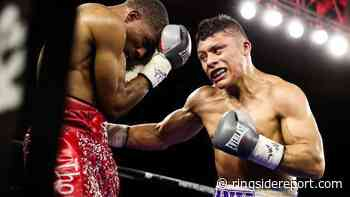 Isaac Cruz Wins In Upset Victory Over Thomas Mattice – Boxing News - Ringside Report