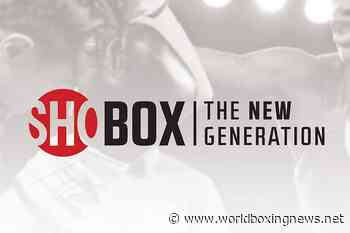Isaac Cruz upsets Thomas Mattice, ShoBox results from Philly - WBN - World Boxing News