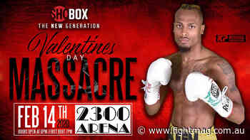 Valentine's Day Massacre: Mattice vs. Gonzalez tops ShowBox Friday card - FIGHTMAG