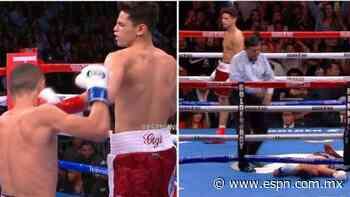 Sin despeinarse, el increíble KO de Ryan García a Francisco Fonseca - ESPN