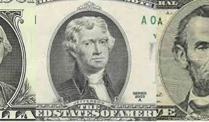On Presidents Day, compare how U.S. leaders appear on coins and bills