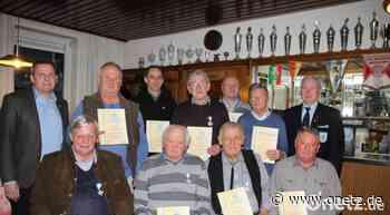 Eigene Vorgabe von 130 Mitgliedern in der SK Teunz erreicht - Onetz.de