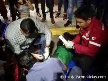 Al menos 40 lesionados por caballo desbocado en Autlan de Navarro, Jalisco. - Tala Jalisco Noticias