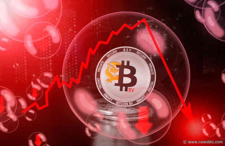Bitcoin SV Dips 33% amid Altcoin Season Bust and More Losses are Coming