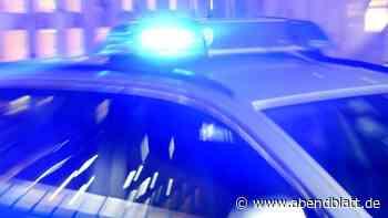 Kriminalität: 50-Jähriger wird in eigener Wohnung überfallen