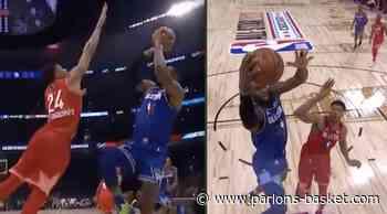 NBA - Giannis place deux gros contres sur LeBron ! - Parlons Basket