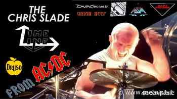 Live Report THE CHRIS SLADE TIMELINE + VIOLET BLEND + HANGER THEORY @ Druso, Ranica (BG) - 14/02/2020 - MetalPit.it - MetalPit