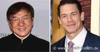 John Cena ist hin und weg von Jackie Chan - klatsch-tratsch.de