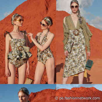 Silvia Tcherassi desembarca en México con un showroom - FashionNetwork.com MX