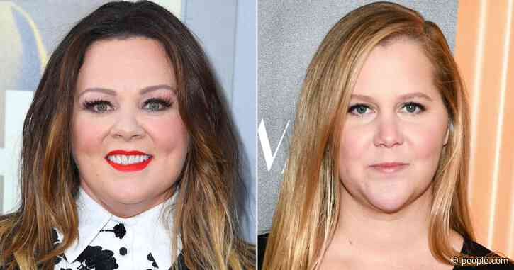 Melissa McCarthy Recalls Being Confused for Amy Schumer: 'What a Compliment'