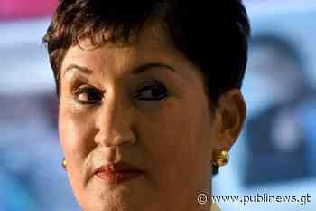 Mensaje Thelma Aldana fin gestión Jimmy Morales - Publinews Guatemala