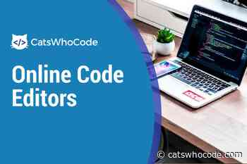10+ Best Online Code Editors