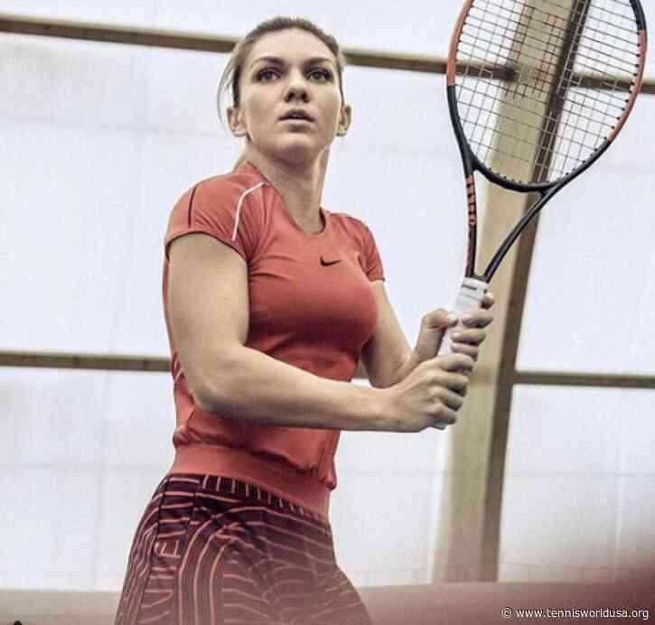 Simona Halep's could not offload Gabrine Muguruza's nightmare!