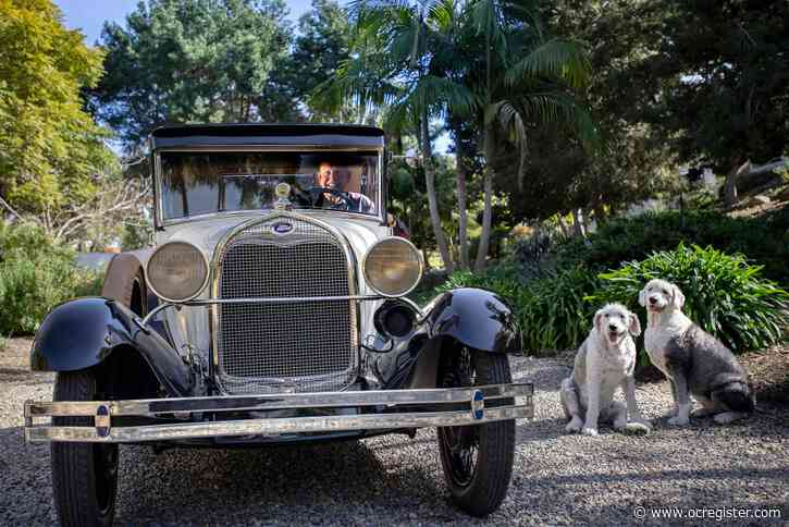 Family's 1929 Ford Model A, full of memories, is still good as new