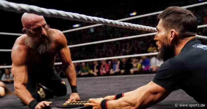 WWE NXT TakeOver: Portland: Johnny Gargano attackiert Tommaso Ciampa - SPORT1